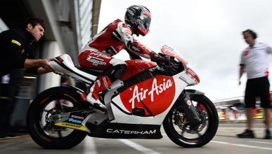 Clasificación Moto2 GP Gran Bretaña 2014: pole de Zarco