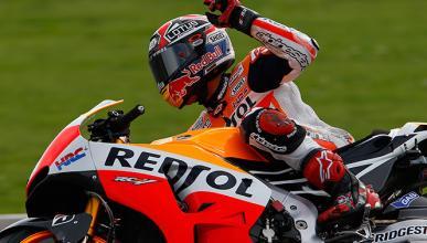 Carrera MotoGP Gran Bretaña 2014: Márquez vuelve a ganar
