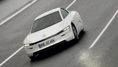 Volkswagen XL2, un XL1 pero de cuatro plazas