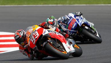Resumen Moto GP Gran Bretaña 2014: otro triplete español