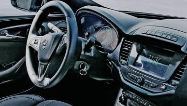 Primera imagen del interior del nuevo Opel Astra