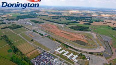Donington Park, nueva sede del GP Gran Bretaña 2015