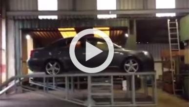 Vídeo: el mejor elevador de coches casero