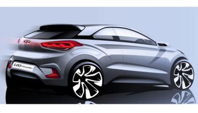 Nuevo Hyundai i20 Coupe: primer teaser