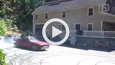 Vídeo: esta casa es el paraíso del 'drifting'