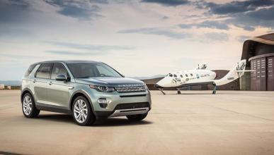 Land Rover te invita a un viaje a al espacio, ¿te apuntas?