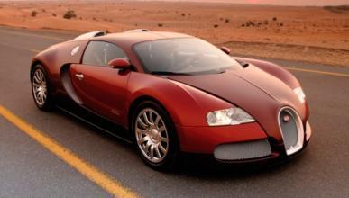 Subastan una réplica del Bugatti Veyron sin terminar
