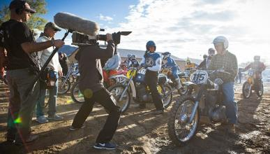 La moto, protagonista del Savage Cinema de San Sebastián