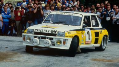 Los cinco mejores Renault con motor trasero