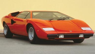 Sale a la venta una réplica de un Lamborghini Countach