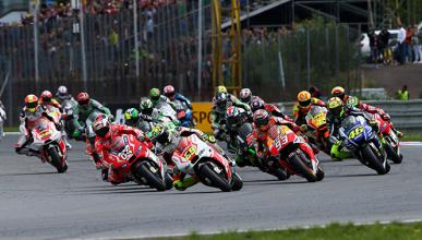 Moto GP San Marino 2014: todo listo