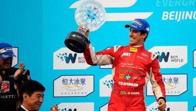 Fórmula E: Lucas di Grassi gana la primera carrera en Pekin
