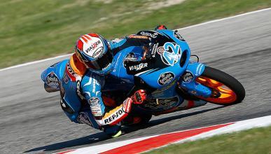 Resultados carrera Moto3 GP San Marino 2014