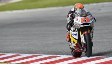 carrera Moto2 GP San Marino 2014: Rabat, más líder