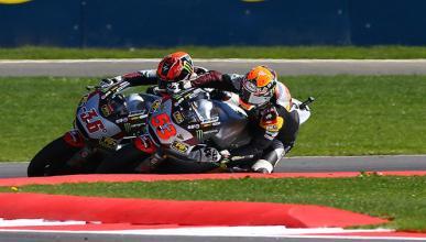 Resultados carrera Moto2 GP San Marino 2014