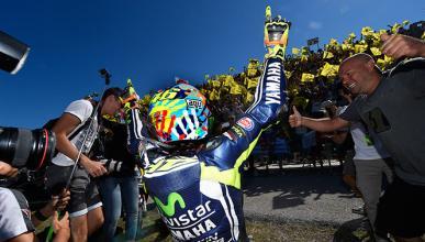 """Rossi: """"Aunque no se hubiese caído le habría batido"""""""