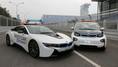 BMW i8: Safety Car de la Fórmula E