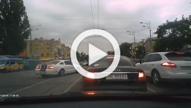 Por qué los conductores de Mustang no deben hacer drift