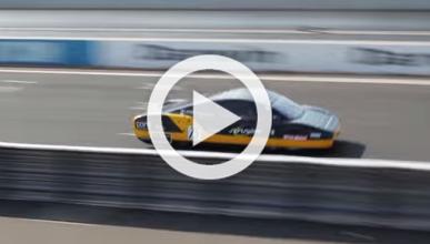 500 km a 100 km/h: récord de autonomía para un eléctrico