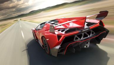 Un Lamborghini Veneno roadster por 4,8 millones de euros