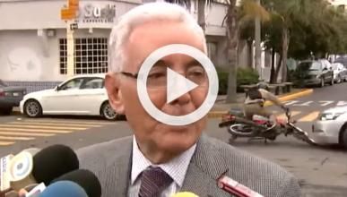 Vídeo: ni un accidente hace que este hombre deje de hablar