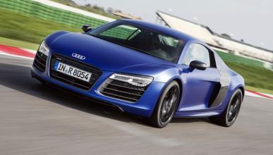 Muere tras volcar su Audi R8