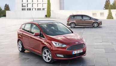 Ford C-Max 2015 y Grand C-Max 2015