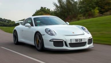 Porsche 911 GT3 RS, ¿nuevo récord en Nürburgring?