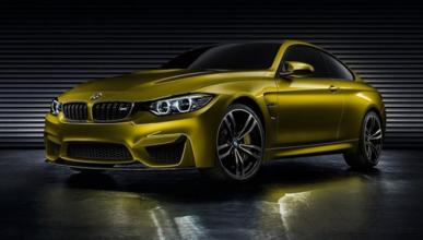 BMW M4 GTS: pillado con un disfraz de vehículo de seguridad