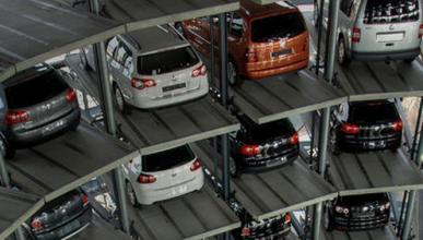 Plazas de garaje a la venta por un millón de dólares