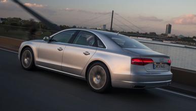 El Audi A9 quedará casi al descubierto en Los Ángeles
