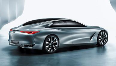 Infiniti Q80 Inspiration: la nueva berlina coupé