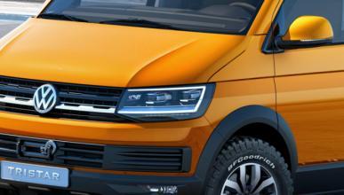 El nuevo Volkswagen T6, en la recta final de su desarrollo