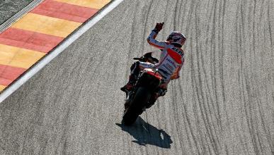 Clasificación MotoGP GP Aragón 2014: Márquez, imparable