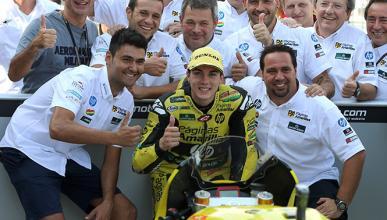 Carrera Moto2 GP Aragón 2014: segundo triunfo de Viñales
