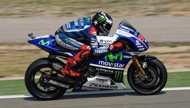 Carrera MotoGP GP Aragón 2014: Lorenzo gana con lluvia