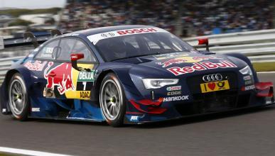 DTM, carrera en Zandvoort: Audi se estrena con Ekstrom