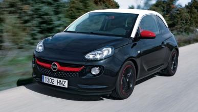 Opel Adam dinámica delantera