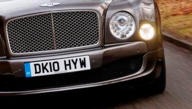 El nuevo SUV de Bentley, ¡cazado!