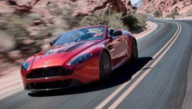 Aston Martin V12 Vantage S Roadster: con él tocas al cielo