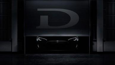 El Tesla Model D será presentado el 9 de octubre