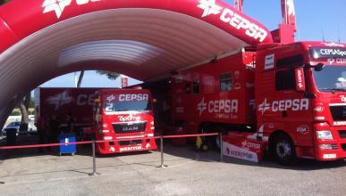 Albacete llega líder al Jarama para GP España Camión 2014