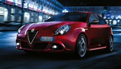 Alfa Romeo Giulietta Sprint, en el Salón de París
