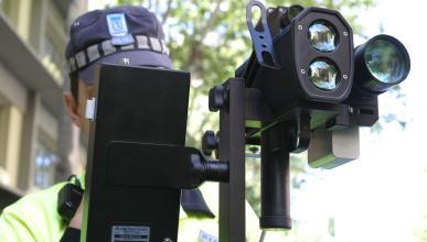 Retiran las multas por girar la cabeza para mirar el radar