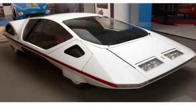 Pininfarina vende el Ferrari Modulo Concept