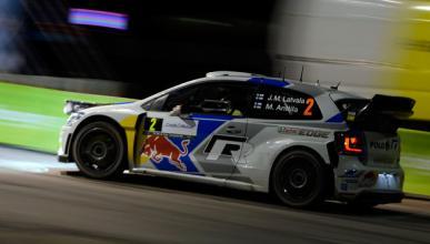 WRC, Rally de Francia 2014: Latvala se estrena en asfalto