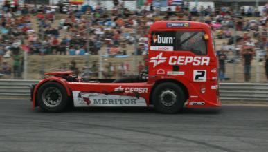 GP España Camión 2014, domingo. Albacete pierde el liderato