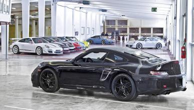 Museo secreto de Porsche, prototipo