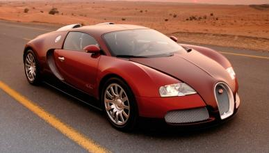 El propietario de un Veyron tiene de media 87 coches