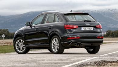El restyling del Audi Q3 podría llegar en diciembre